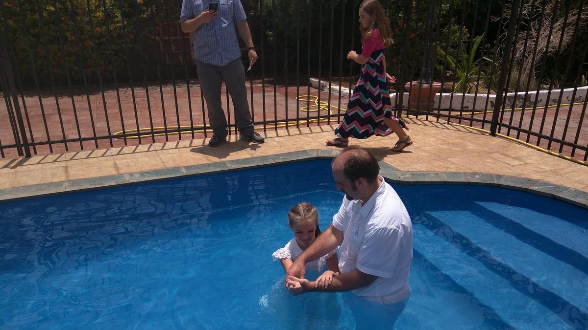 baptism in Djibouti