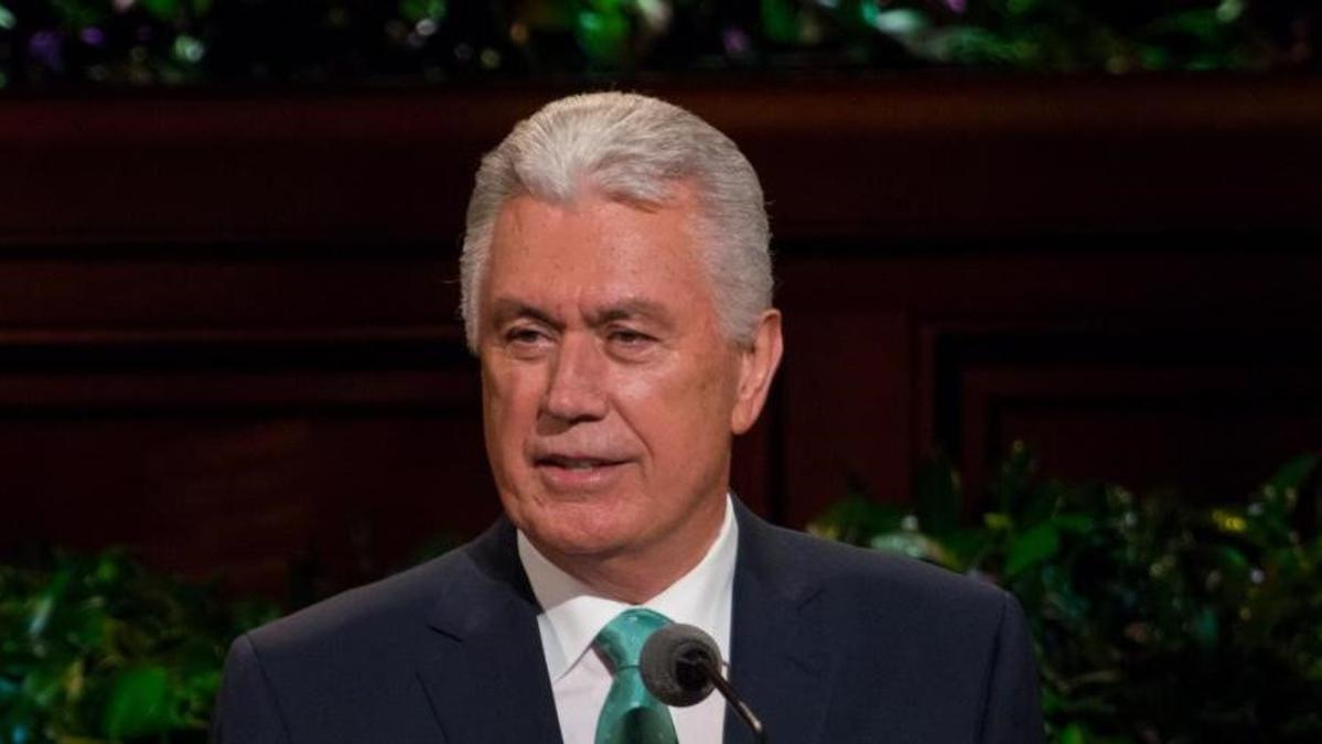 President Dieter F Uchtdorf