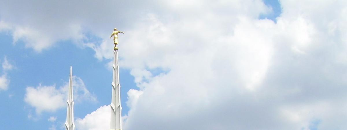 Johannesburg South Africa Temple Spires