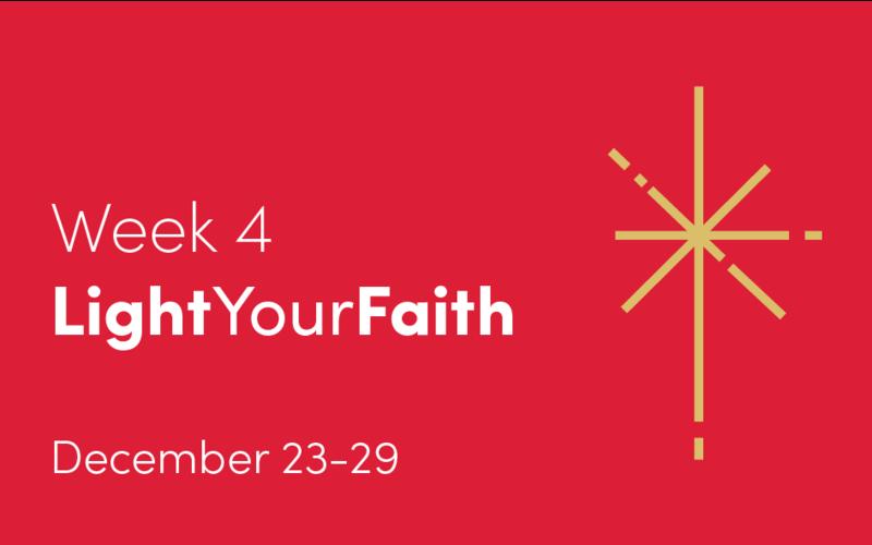 Light your Faith