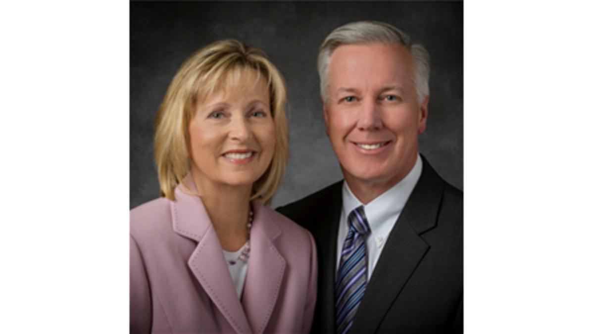 Elder Kevin S. and Sister Claudia Hamilton
