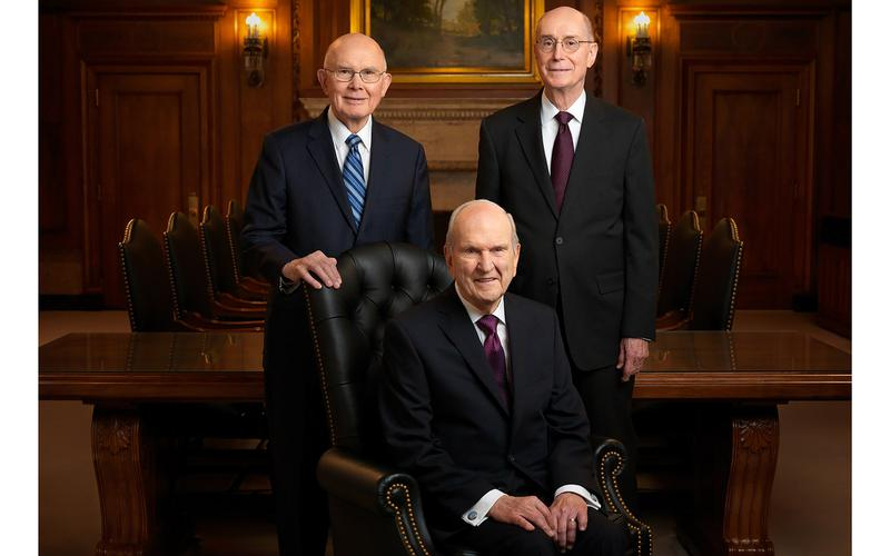The First Presidency (Nelson, Oaks, Eyring)