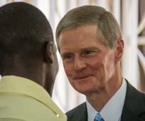Elder David A. Bednar Africa visit