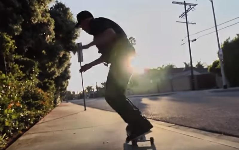 Ray Flores using his love of skateboarding to share the love of Jesus Christ