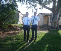 Elder Heald and Elder Greengrass LDS Most Wanted January