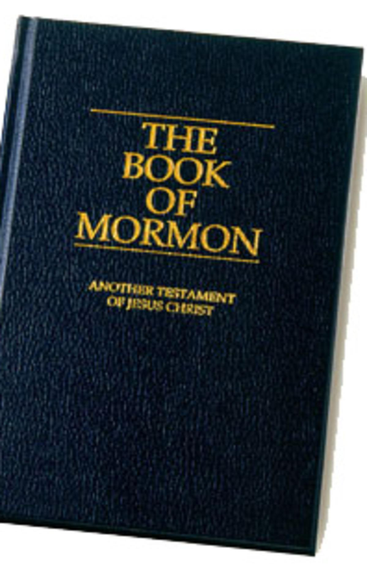 image of Book of Mormon