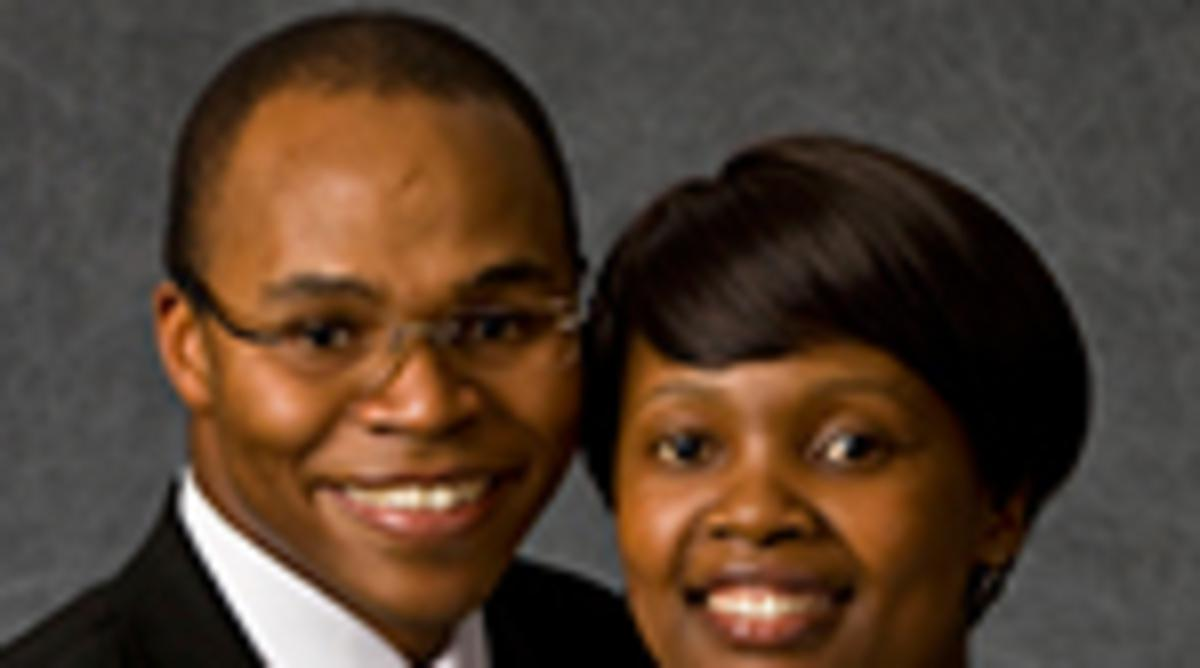 Image of President and Sister Lebethoa