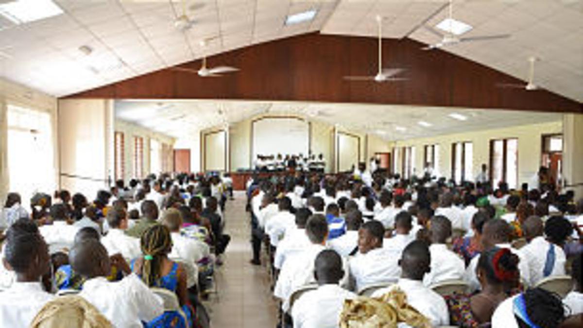 image of congregation