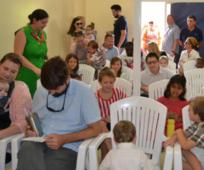 baptismal service in Djibouti