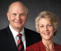 image of youth & Elder & Sister Renlund