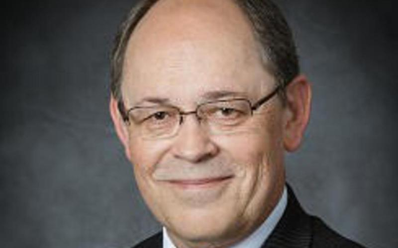 Elder Mervyn C. Giddey