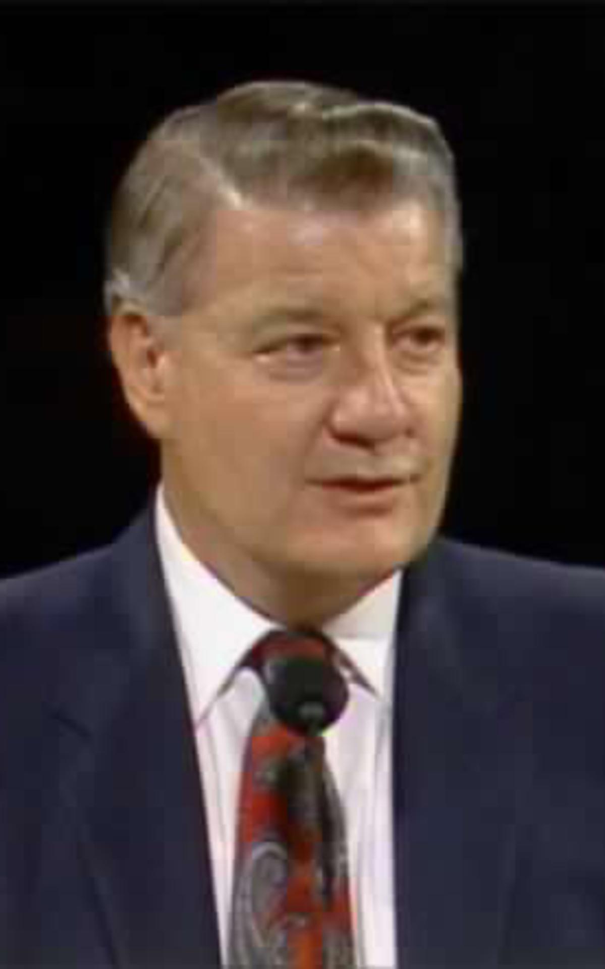 image of Elder John H. Groberg