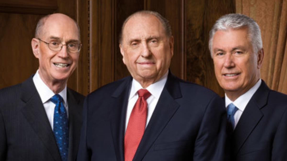 image of First Presidency