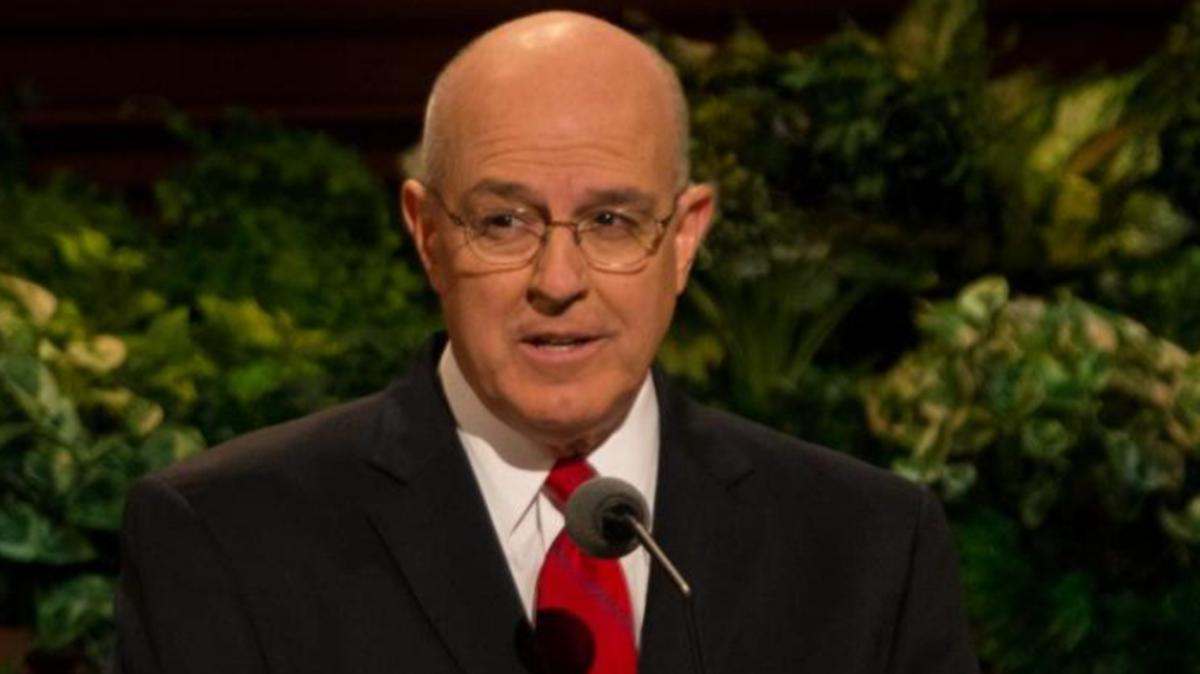 image of Elder L. Whitney Clayton
