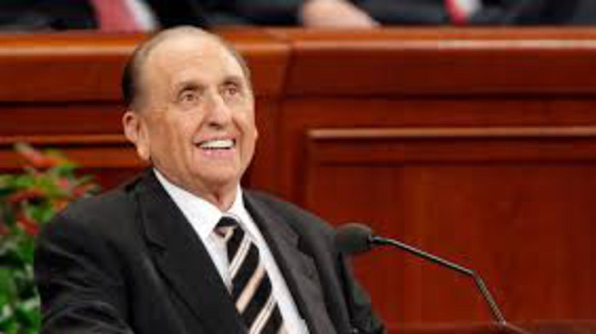 image of President Monson