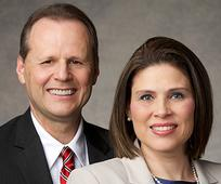 image of Elder Koch & wife