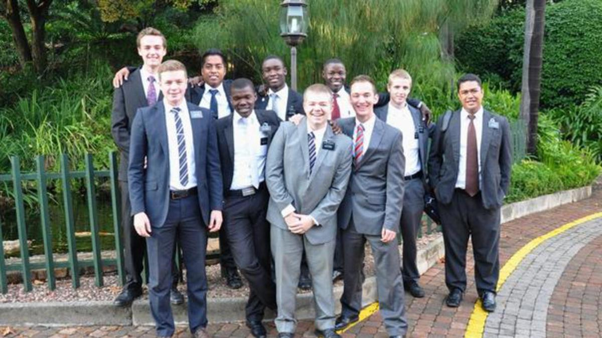 Missionaries in Johannesburg