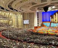 image of General Conference congregation