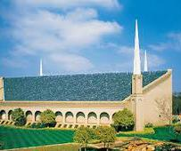 Johannesburg, South Africa temple