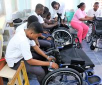 Wheelchair Initiative Trains Technicians in Ghana