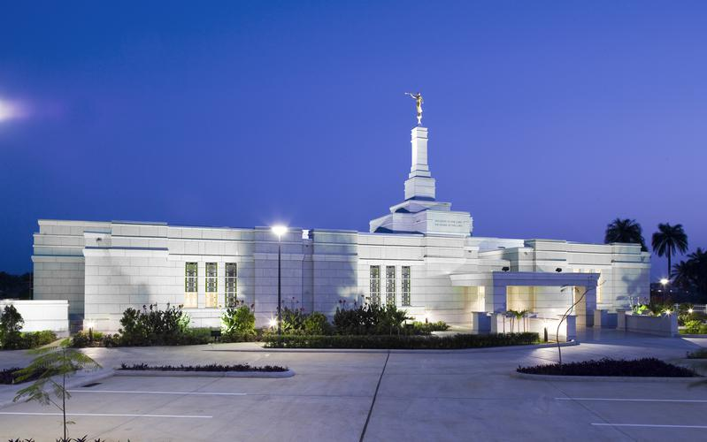 Aba Temple
