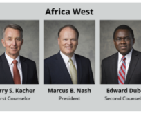 First Presidency Announces 2018 Area Leadership Assignments