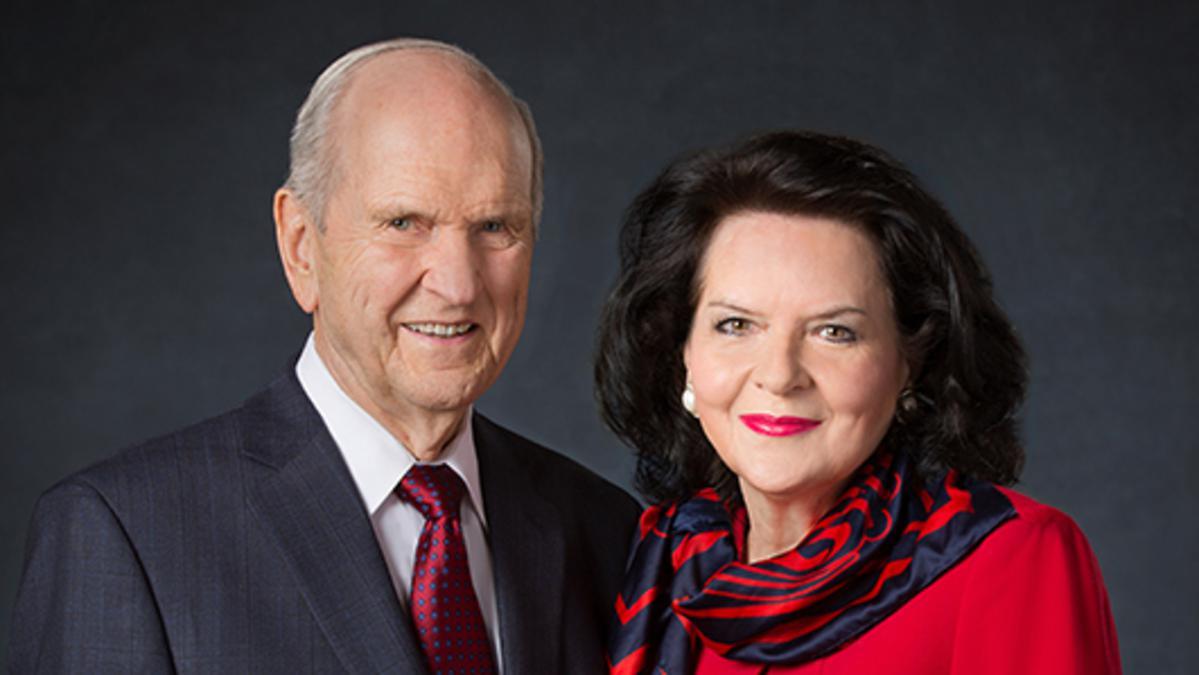 Président et soeur Nelson