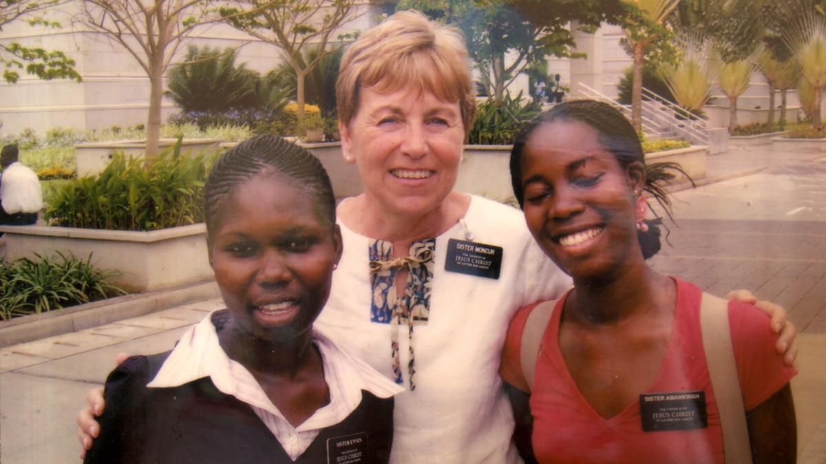 Les soeurs missionnaires