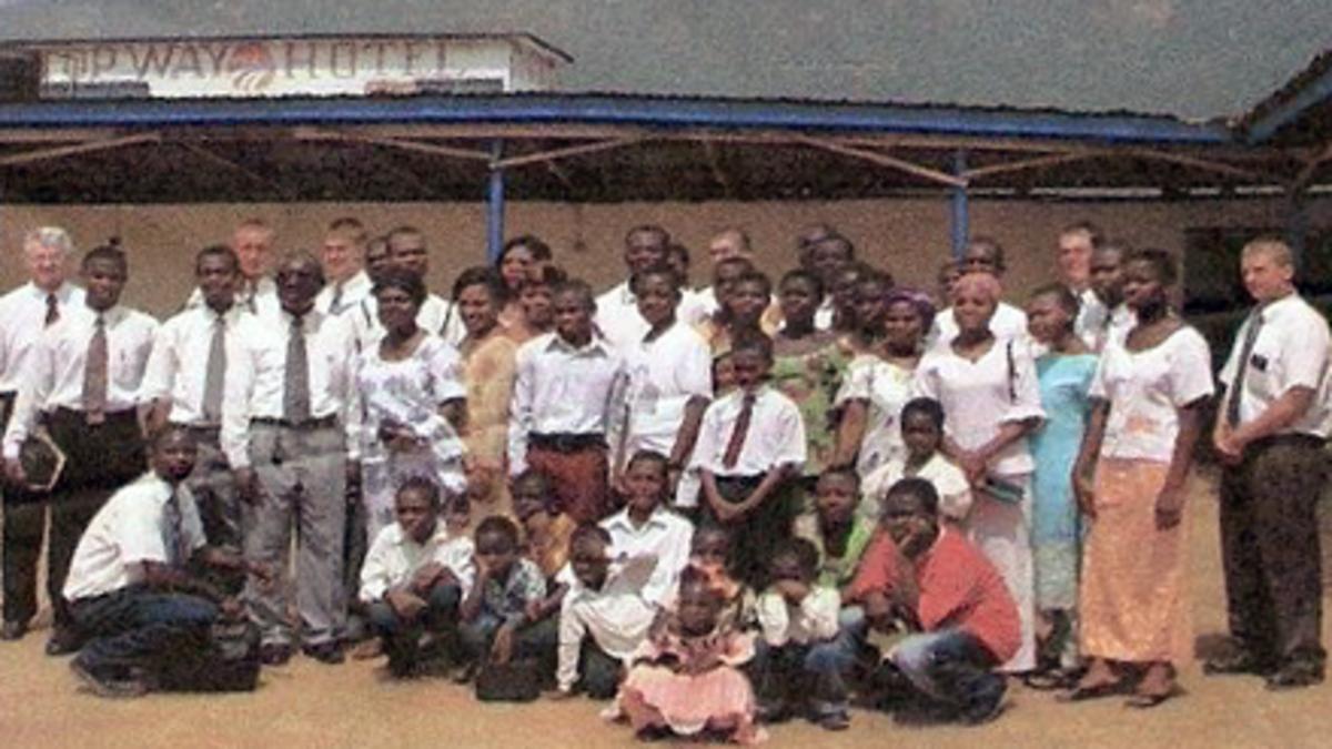 La branche de Nkwakaw e 2004