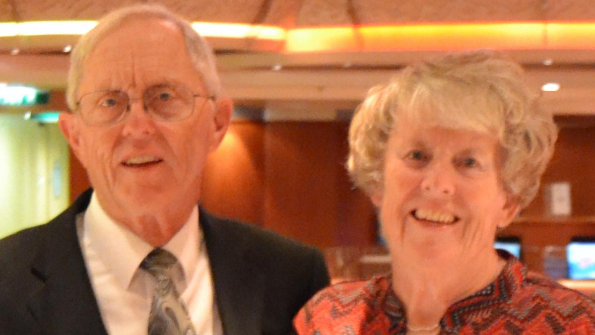 Paul et Diane Balch