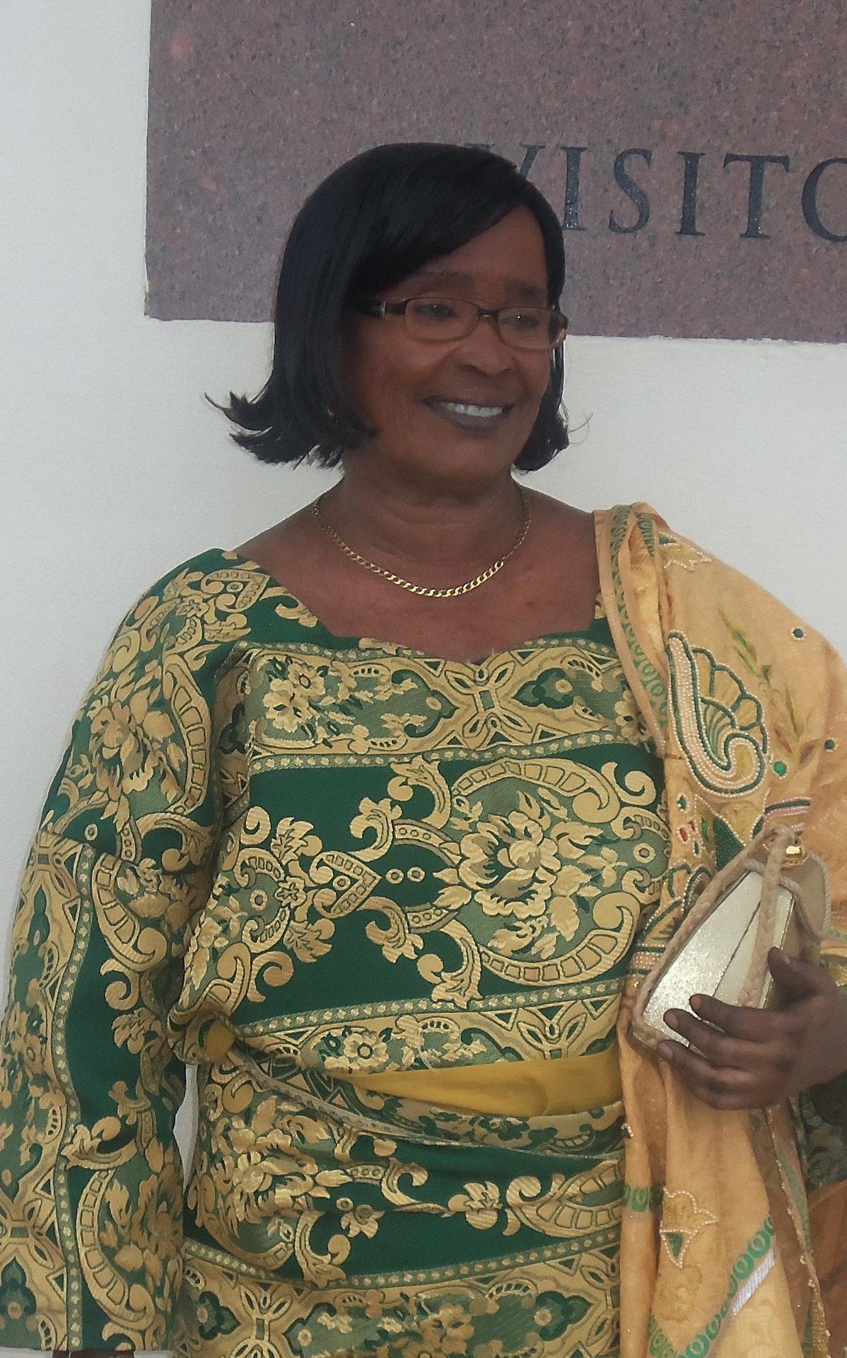 Charlotte Osei Abeyie