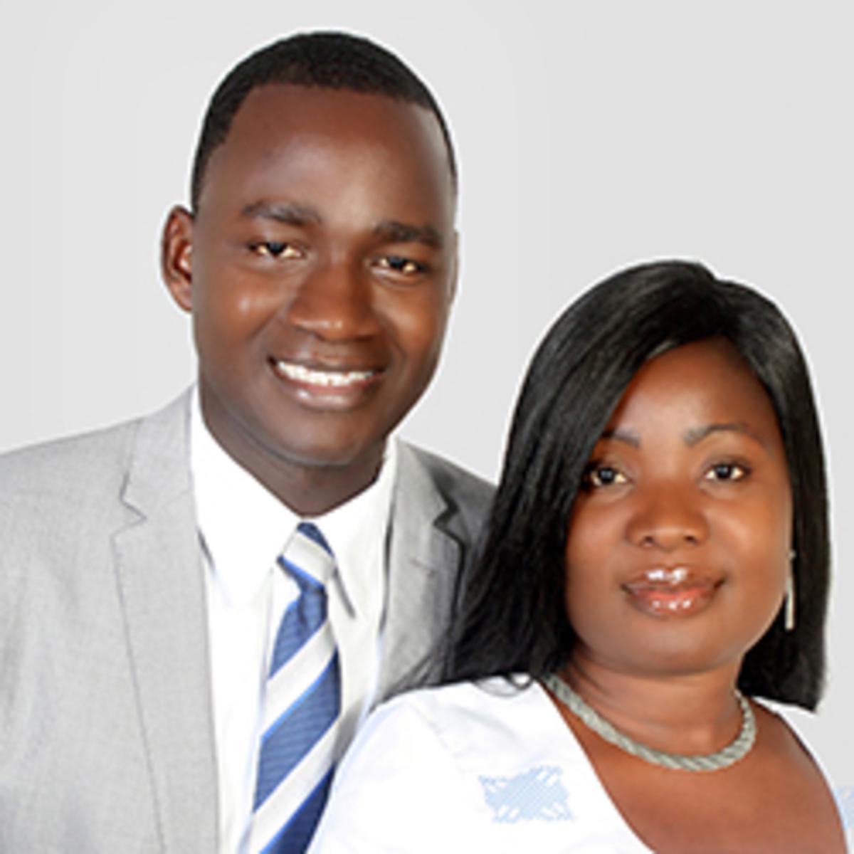 Le président de mission et son épouse