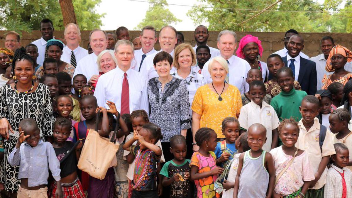 Les membres de la Guinée