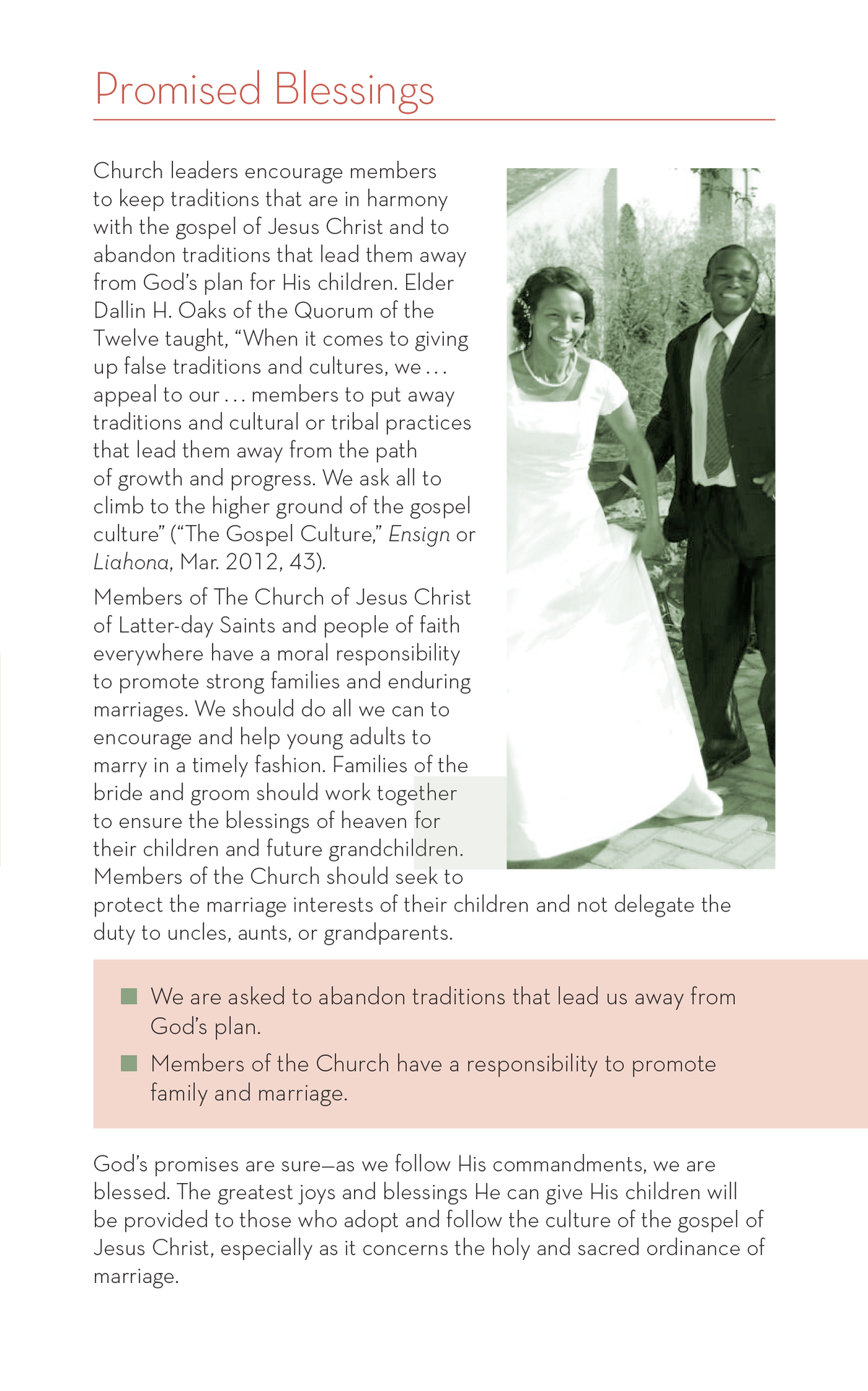 Marriage Brochure P 3