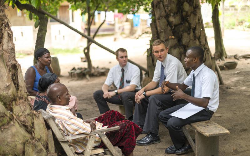 Vidéos missionnaires