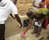 Clean Water for Nyagbo Fiafe