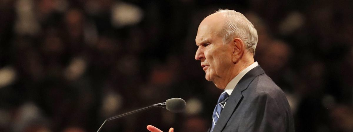 What the Prophet Taught at General Conference