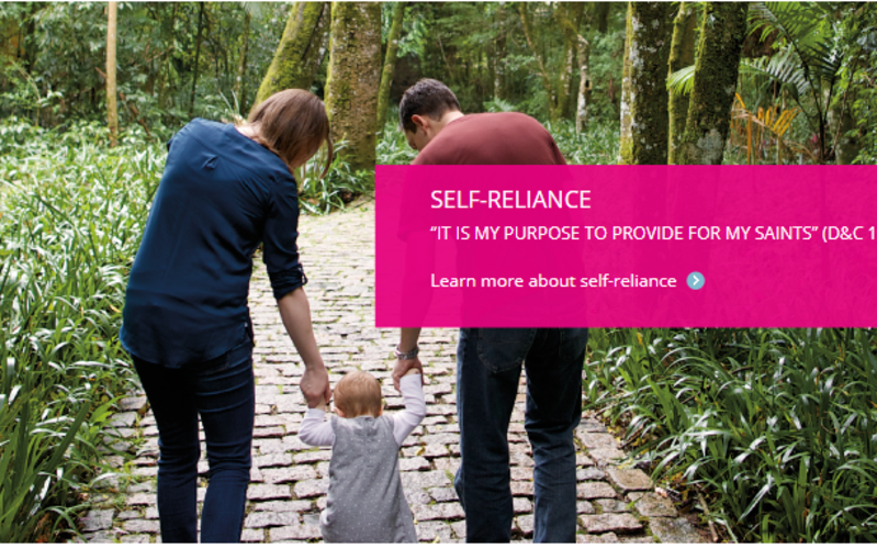 Self-Reliance Services