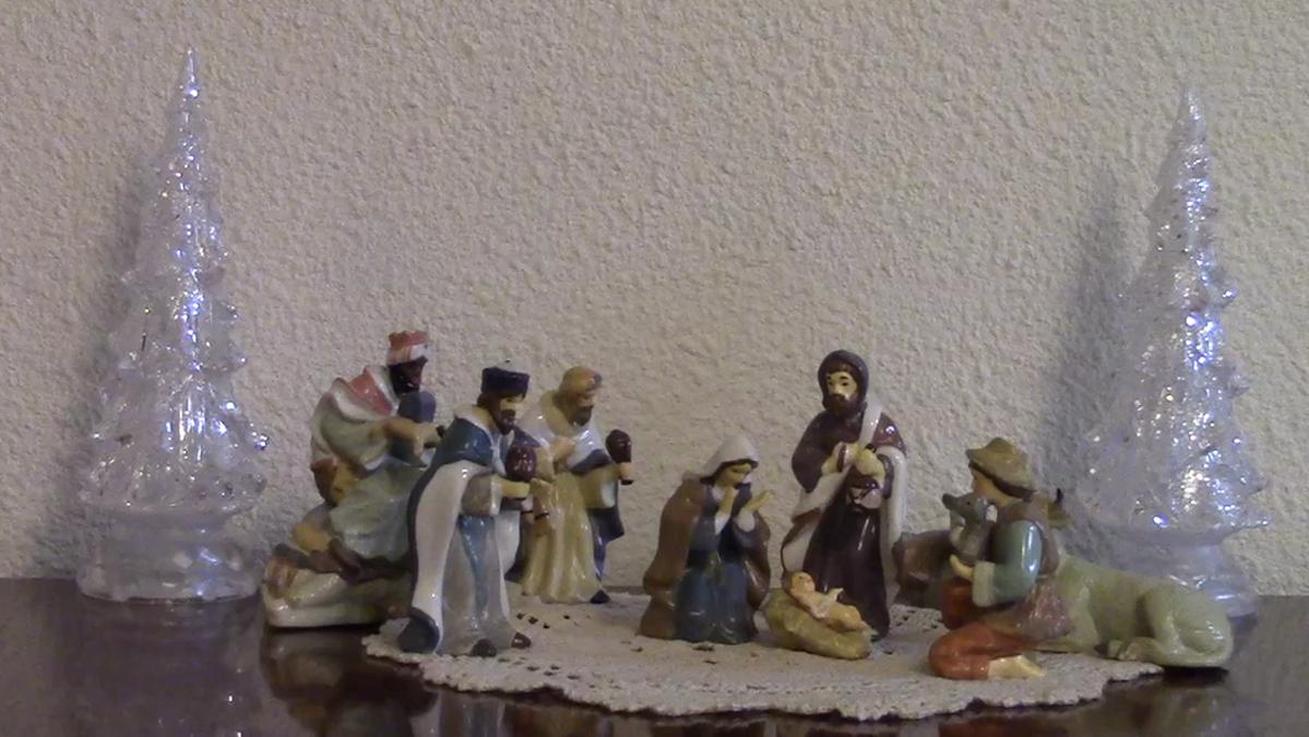 Հիսուսի Քրիստոսի ծնունդը