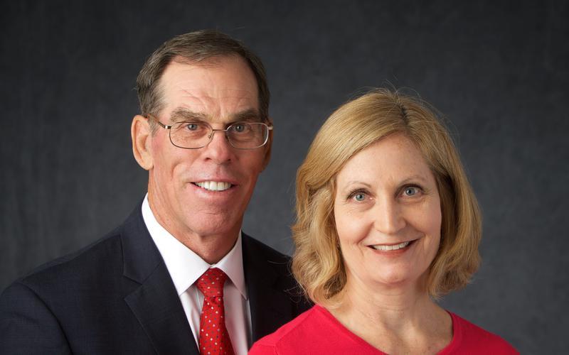 President & Sister Mortensen