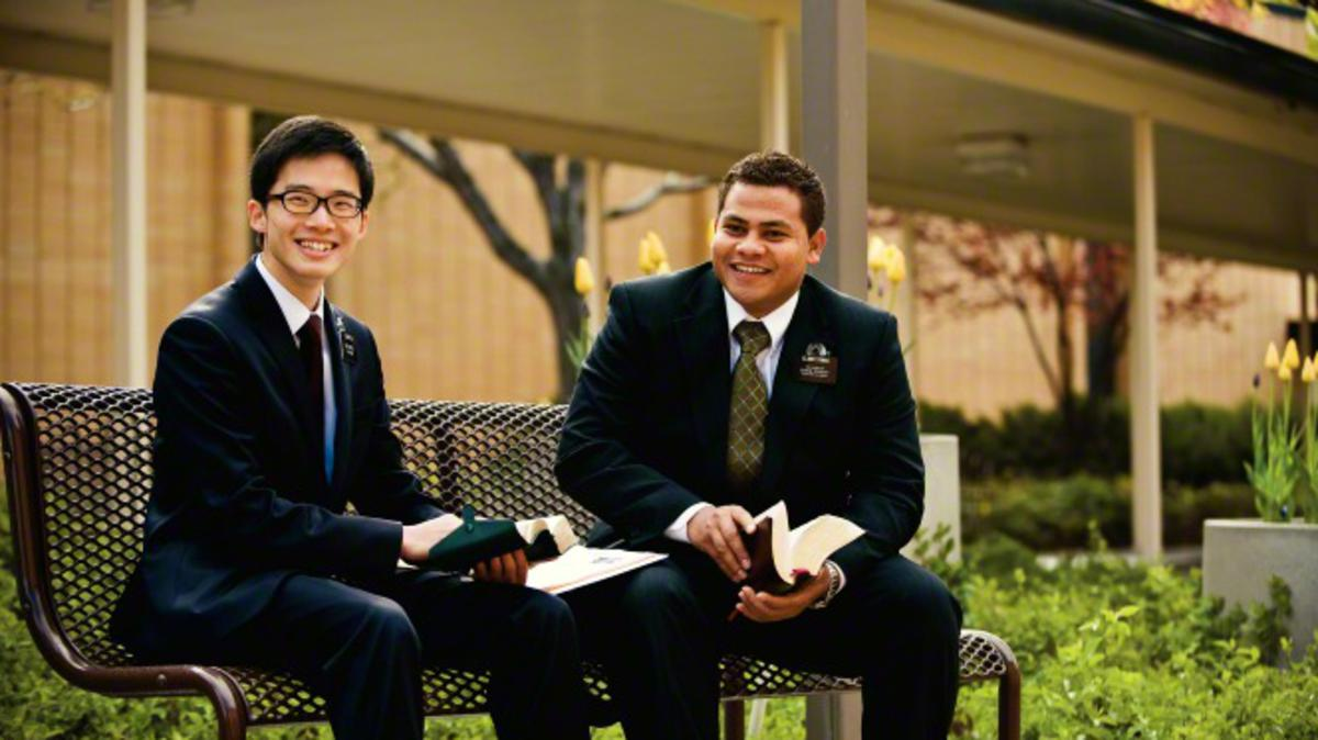 More than 70,000 Latter-day Saint missionaries labor around the world.