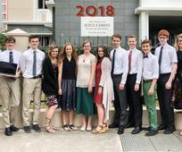 Woodlands seminary students