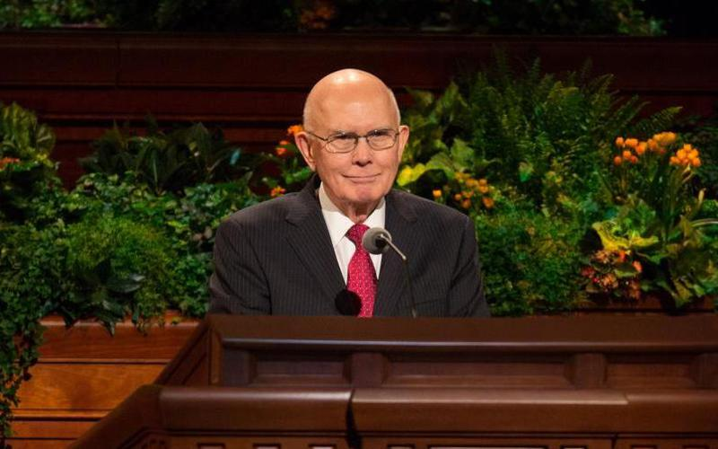 Elder Dallin H Oaks