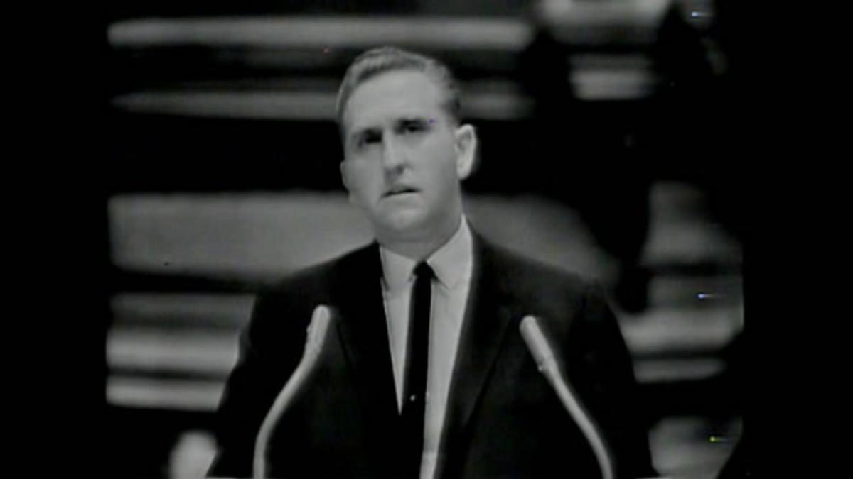 first general conference address