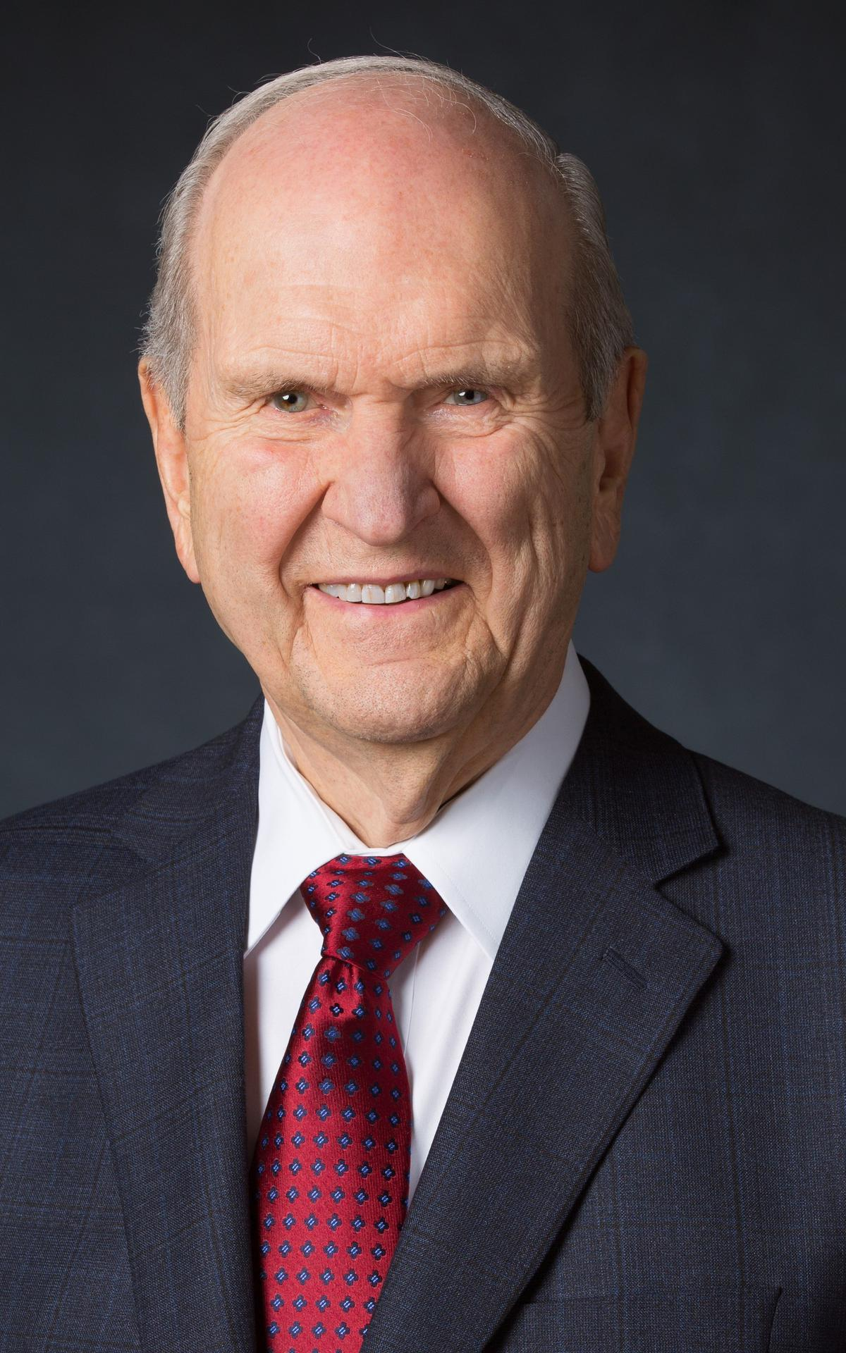 Chủ Tịch Russell M. Nelson