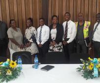 Journée d'orientation Professionnelle du Pieu de Port-au-Prince Haïti