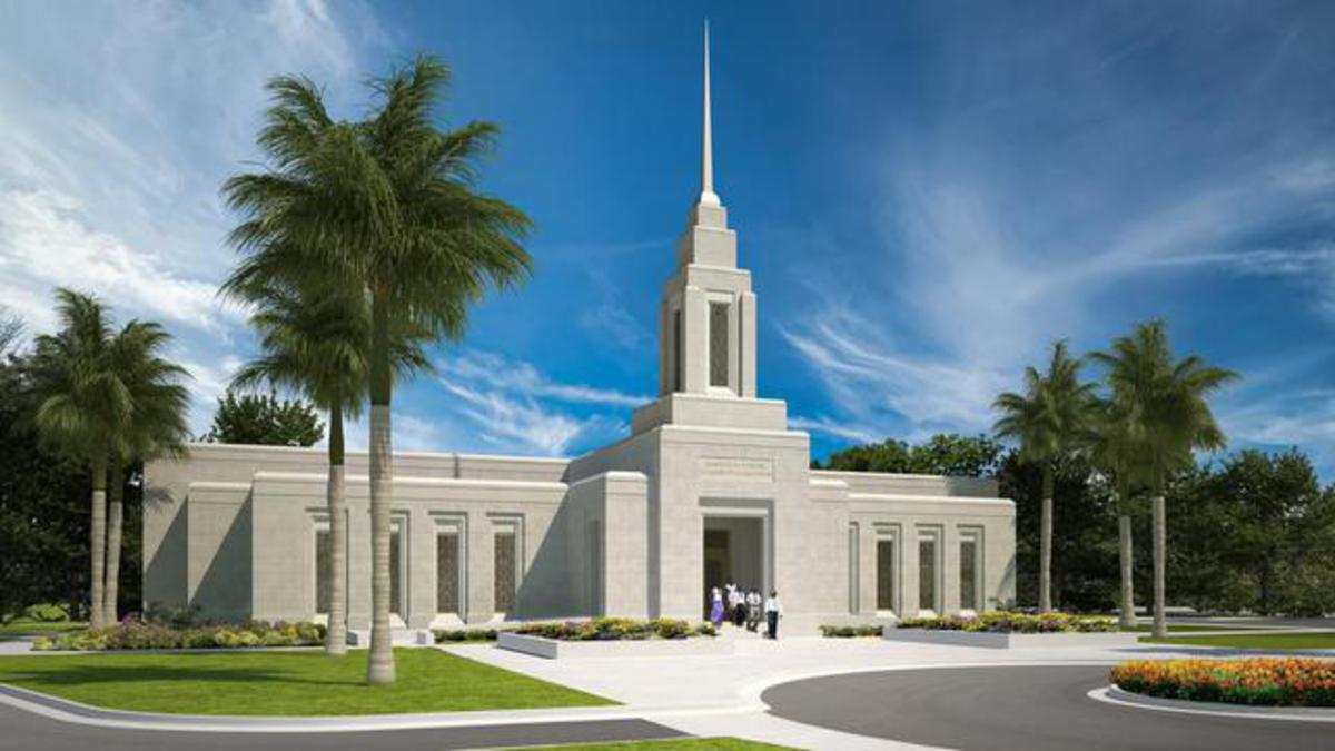Imagen Templo Haiti