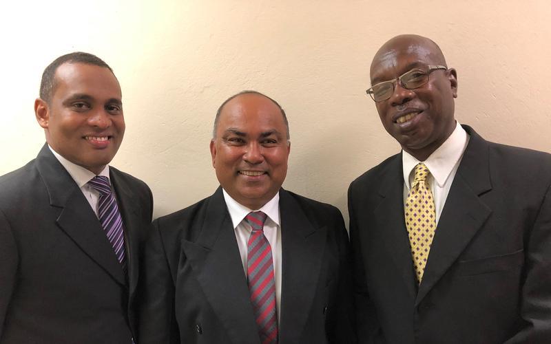 New Presidency in Trinidad Port Spain Stake