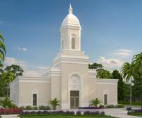 Dan a conocer la fachada del Templo de San Juan Puerto Rico