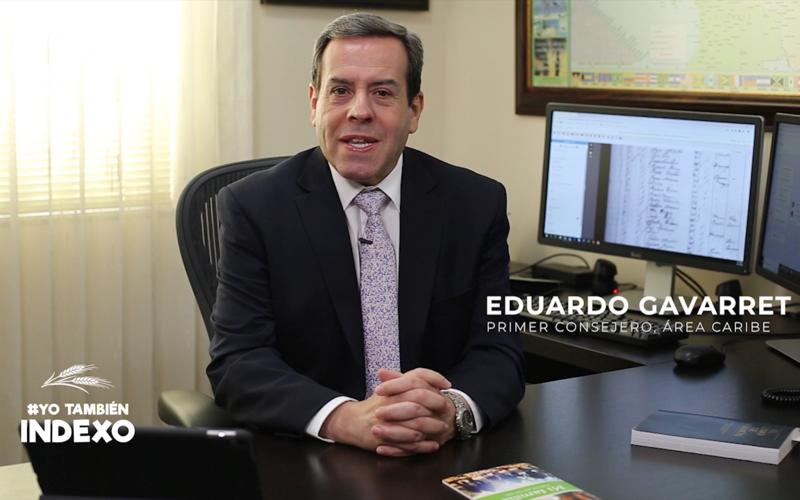 Elder Eduardo Gavarret